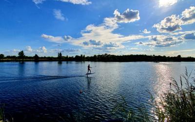 Vízi- és szárazföldi sportok
